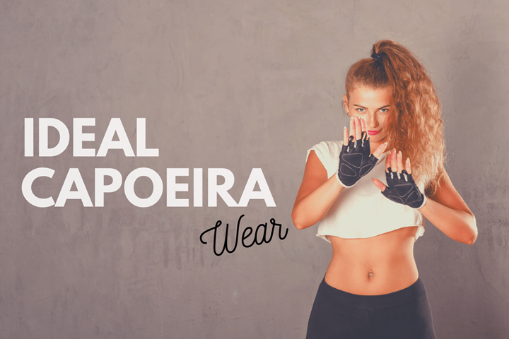 IDEAL Capoeira Wear